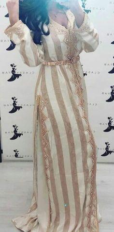 Wedding Abaya, Cute Braces, Moroccan Caftan, Caftan Dress, Classy Women, Traditional Dresses, Hijab Fashion, Clothes For Women, Formal Dresses