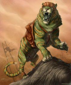 Battle Cat by Brynn Metheney