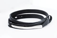 dlawless.com | SHOP #picklet #bracelet #silver #leather Leather Pieces, Animal Skulls, Hand Carved, Designers, Carving, Jewellery, Chain, Beads, Bracelets