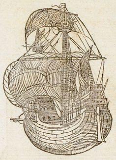 Pictura of Paradin, Claude: Devises heroïques (1557): En altera quae vehat Argo.