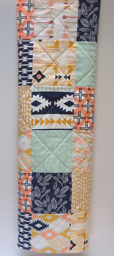 Baby by NowandThenQuilts on Etsy