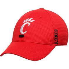 5c06351d767 Cincinnati Bearcats TOW Red Booster Memory Foam Flexfit Structured Golf Hat  Cap. Fitness ...