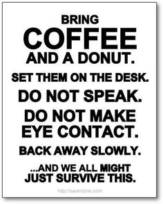 Cool Coffee Quote | From Funny Technology - Google+ via Samia Elsaid