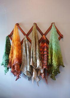 Pretty Shawls