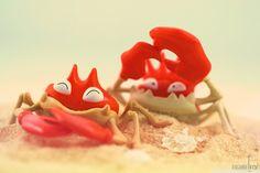 Funny Crabs