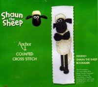 "(4) Gallery.ru / irinask - Альбом ""Anchor SS02001 Shaun the Sheep Bookmark"""