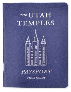 This is such a great idea! have a passport for temples on which ones you've been to.