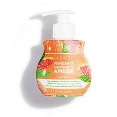 Lush and light unite! This replenishing lotion delivers daily, all-over hydration and features an easy-to-use pump. Pairs perfectly with our Hand Soap! 8 fl. oz. With sunflower oil and aloe.  Sweet mandarin and fresh grapefruit layered over warm amber. Inspired by the Skin fragrance, No. 36.