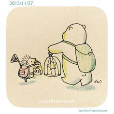 920 mentions J'aime, 11 commentaires - なみはりねずみ (@namiharinezumi) sur Instagram: \