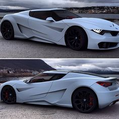 BMW M9 Dayuumm now thats sweet!