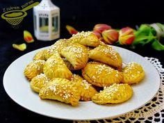 z cukrem pudrem: półfrancuskie ciasteczka z marmoladą