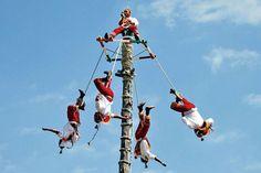 Flyers of Papantla