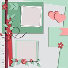 Scrapbooking TammyTags -- TT - Designer - Joelma Romualdo, TT- Item - Template