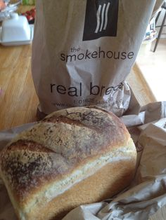 #Real #Bread from #Cheshire #Smokehouse! How bread should be!