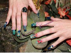 Réalisation faite lors de la compétition des Nouvelles Esthétique Spa Canada le 14 Avril 2013