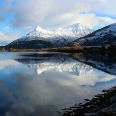 Loch Leven , Glencoe