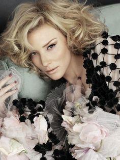 Cate Blanchett © Annie leibovitz