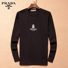 ce0cf85d8 Prada long-sleeve T-shirts men-P8801S