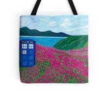 Tote Bag. TARDIS: Seaside Framed Prints, Canvas Prints, Art Prints, Tardis, Iphone Wallet, Doctor Who, Seaside, Samsung Galaxy, Pouch