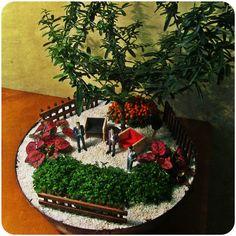 Miniature Gardens by LandART stüdyo.  #miniature #gardens #bonsai #zen #landscape #architecture #peyzaj #bahce
