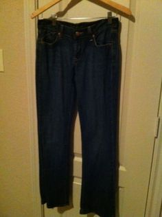 Old Navy The Flirt Jeans Size 1 Regular Mid Rise Stretch Flare