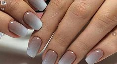 20 Gel Nail and French Mani with Ombre - Reny styles