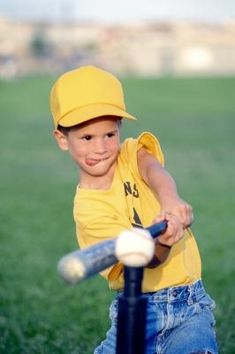 Ideas for a T-Ball Practice