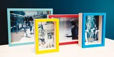 Trixie frame en vente chez Cadres Express  90€ le lot de 4 cadres. Existe en chêne/blanc  chêne/noir et colors