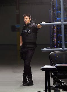Karl Urban on Almost Human