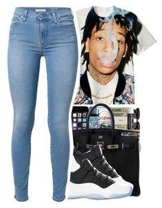 """""""wiz"""" by jadeessxo ❤ liked on Polyvore featuring Hermès and Retrò"""