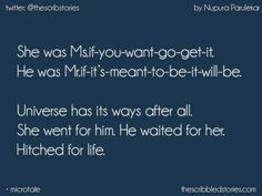 Tales to treasure  | Scribbled stories | Microstories | Tiny tales | Love story | Sweet |