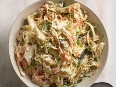 "50 Slaw Recipes - ""Food Network Magazine dreamed up dozens of new twists on the classic summer side."""
