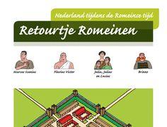 Werkboekje over de romeinen http://www.onderwijsmaakjesamen.nl/bijlagen/ppm7.pdf