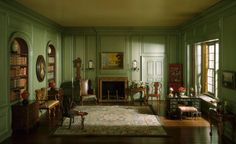 Mrs. James Ward Thorne American, 1882-1966, E-6: English Library of the Queen Anne Period, 1702-50