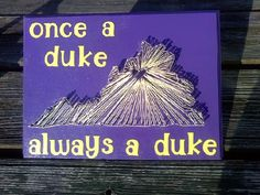 Once a Duke, always a Duke