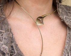 Sterling Silver & Peridot Calla Lily Pendant by LauraRoberson
