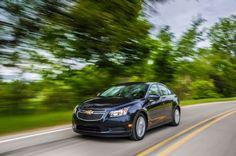 2014 Chevrolet Cruze Diesel First Drive - Motor Trend