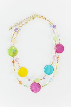 Dressing Your Truth - Type 1 Candy Land Necklace
