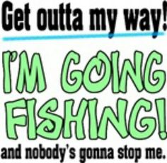 Nobody! #fishing #JustFishing