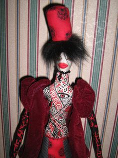 Doll for challenge.