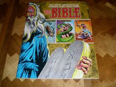 The Bible Comic DC Limited Collectors' Edition presents The Bible by HeroesRealm $13.99 @https://www.etsy.com/shop/HeroesRealm