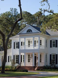 Southern Hi-Lite — Private Residence, Savannah, GA Hansen Architects,...