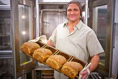 This Former Felon Started An Organic Bread Business That's Now Worth $50 Million