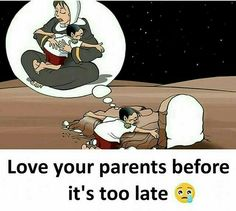 All about the best quotes! Love Your Parents, Parenting, Family Guy, Movie Posters, Fictional Characters, Deep Meaning, Amen, Islam, God