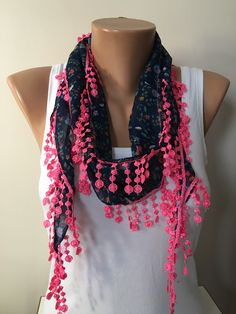 A personal favorite from my Etsy shop https://www.etsy.com/listing/288652301/cotton-scarf-spring-summer-scarf-scarf
