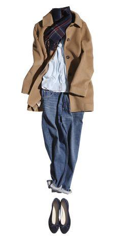 Wool Coat | 衣服雑貨特集 | 無印良品ネットストア
