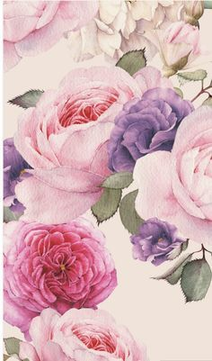 Fondos De Pantalla Celu Celu Dibujos Fondos De Flores Fondos Acuarela