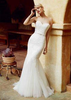 Enzoani wedding dress. #weddingdress #wedding #weddinggown #weddinggown #bride #bridaldress #bridalgown