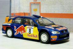 Ninco 50430. Mitsubishi Lancer WRC. Rally de Ourense 2006. Joan Roma-P. Barceló. #slotcar