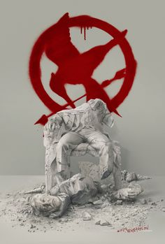 Down with the Capitol! Check out the all-new official poster for The Hunger Games: #MockingjayPart2 and #UNITE at www.TheCapitol.PN!